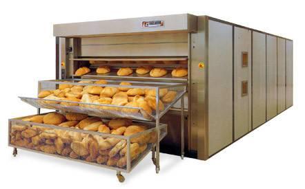 Оборудование для мини-пекарней: пекись, булочка, большая и маленькая