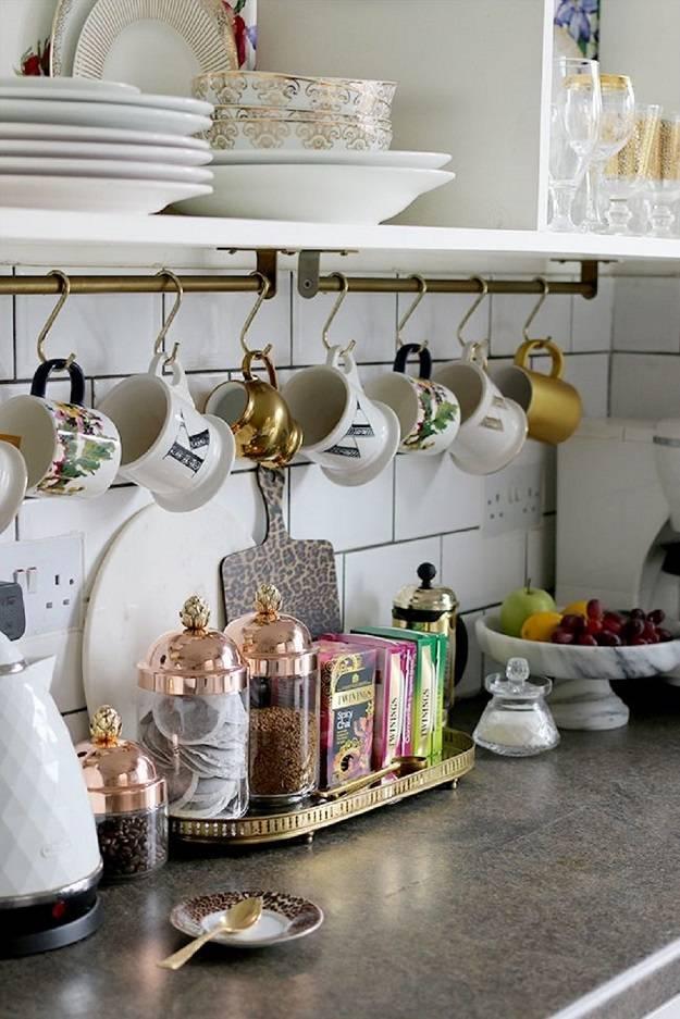 Хранение на кухне: организация порядка в кухонном помещении, шкафы и ящики   дизайн и фото