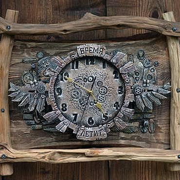 Настенные часы своими руками: оригинальные идеи оформления и советы по выбору дизайна (видео + 110 фото)