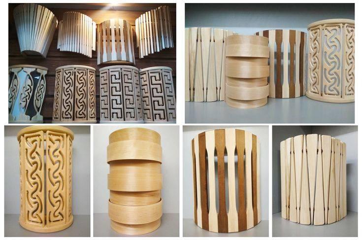 Разновидности абажуров для бани и инструкция по самостоятельному изготовлению