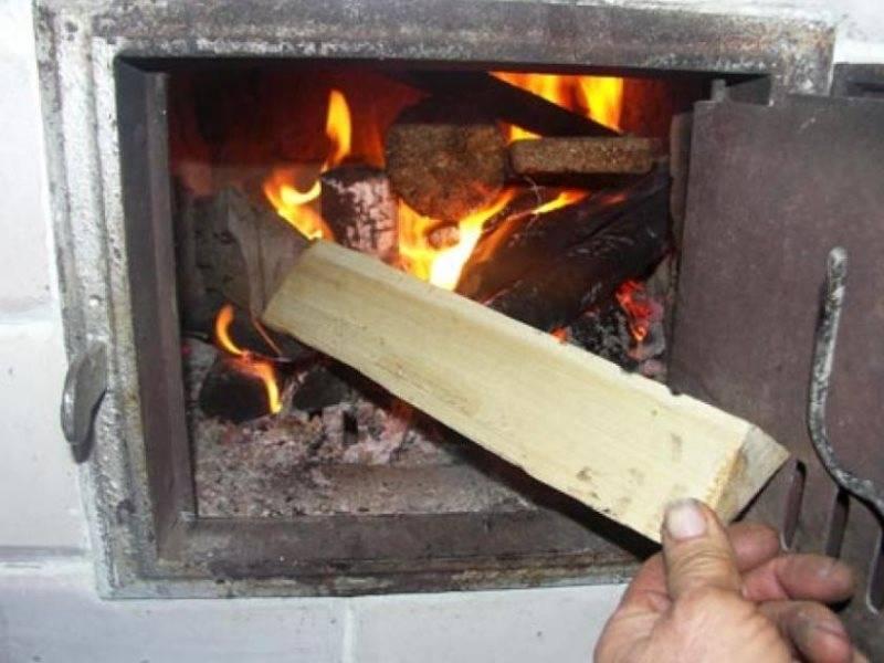 Как правильно топить баню дровами - пошаговая инструкция по растопке печи