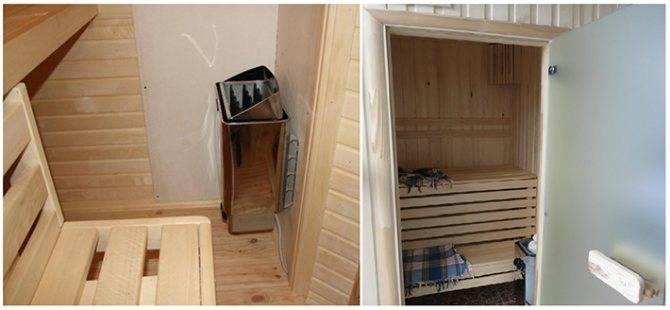✅ строительство финской сауны в квартире: варианты для балкона, лоджии и ванной - ?все о саунах и банях ⚜⚜⚜