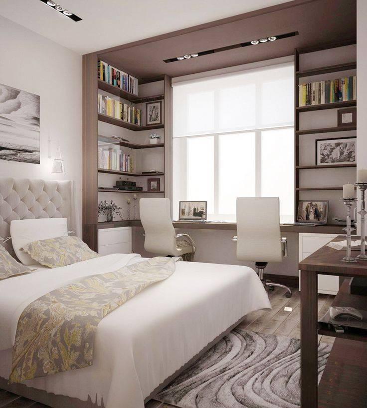 Кабинет-спальня