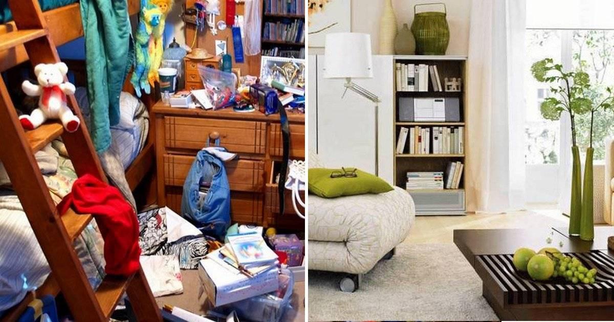 Как навести порядок в квартире: методы и способы уборки, поддержание чистоты в доме