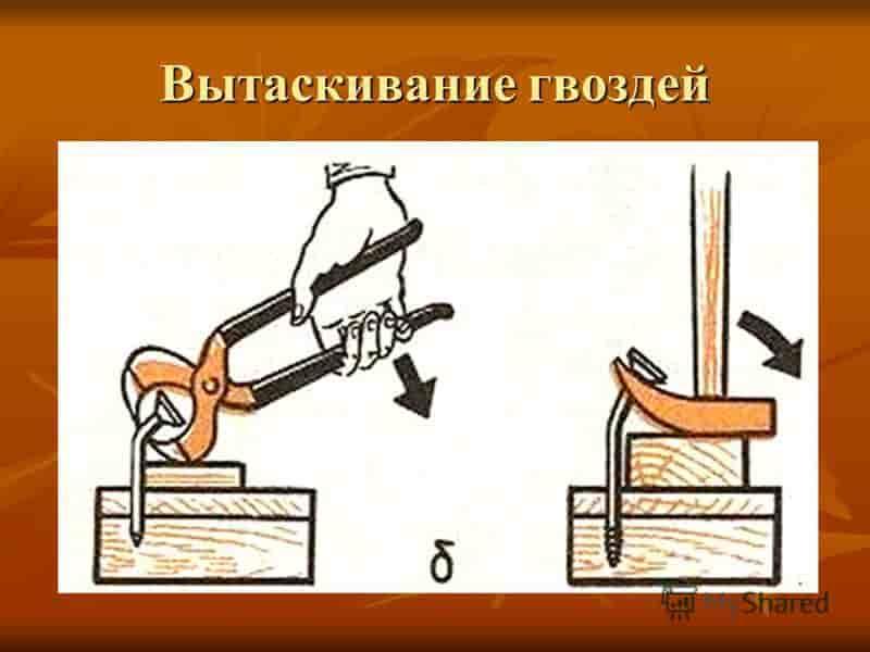 Простой способ забивать гвозди и не попадать молотком по пальцам