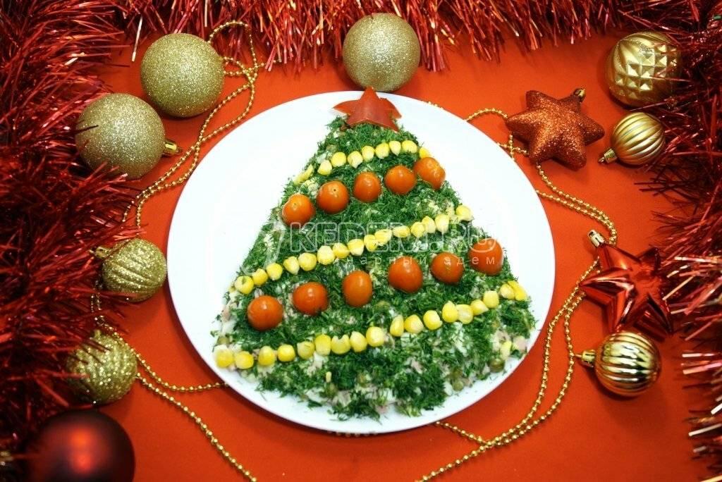 Что приготовить на новогодний стол: 20 вкусных и недорогих рецептов