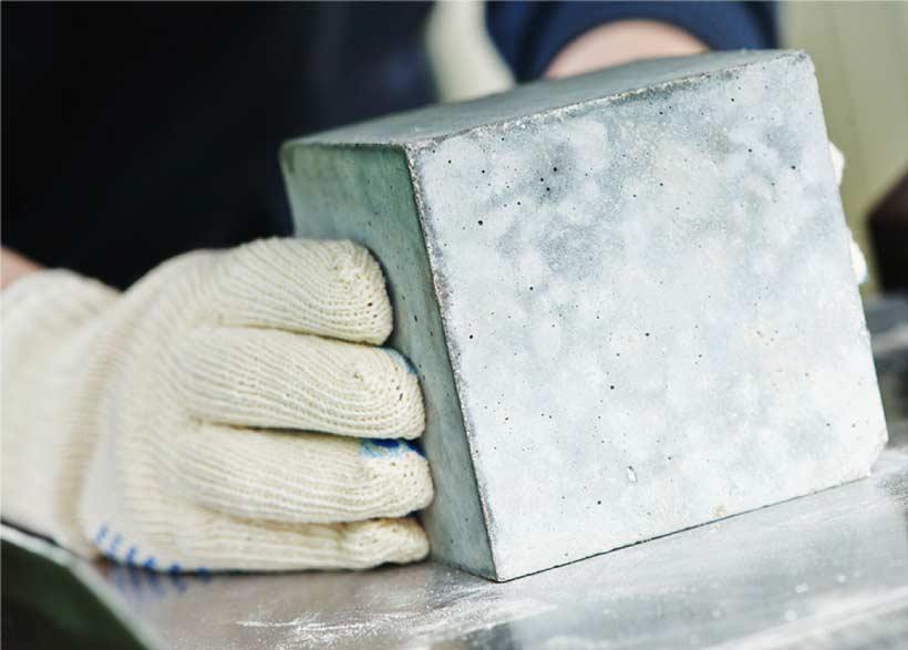 Как проверить качество цемента?