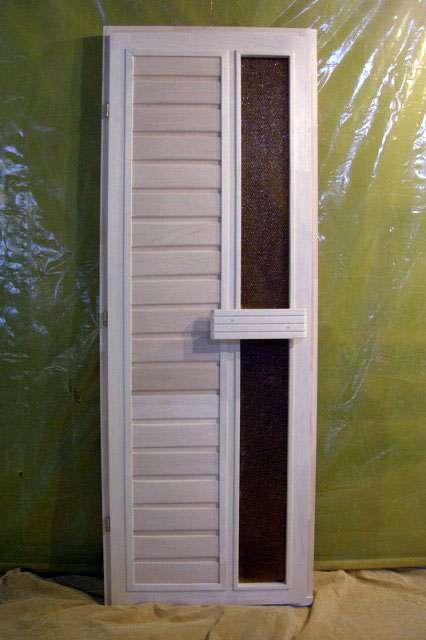 Стеклянные двери для бани: размеры в сауну + установка