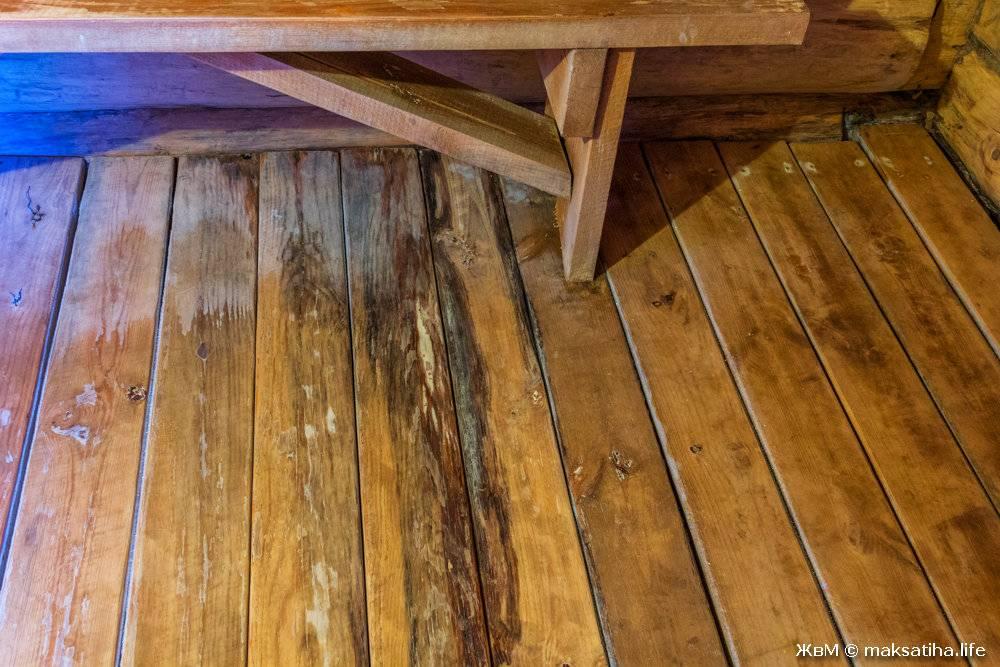 Обзор составов для обработки деревянных лаг пола: рассмотрим внимательно