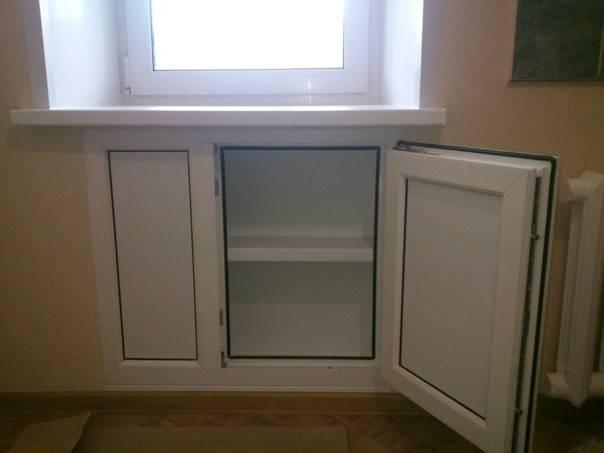 Хрущевский холодильник: 5 вариантов переделки + пошаговая инструкция