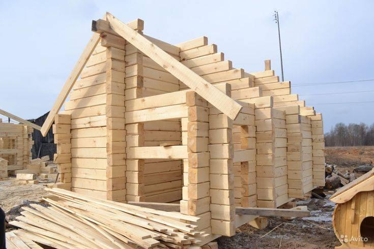Дом каркасный или полностью из бруса: что лучше?