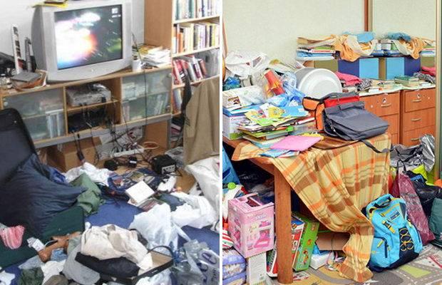 Пыльный угол: о каких психологических проблемах говорит беспорядок в доме