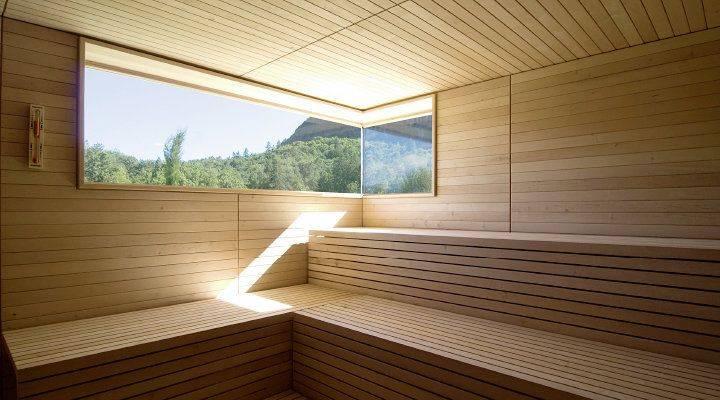 Проект современной бани: стиль шале, хай-тек, минимализм, лофт