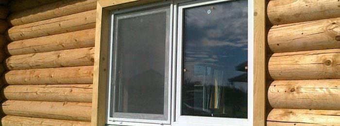 Можно ли ставить пластиковые окна в бане? и если да, то как правильно?