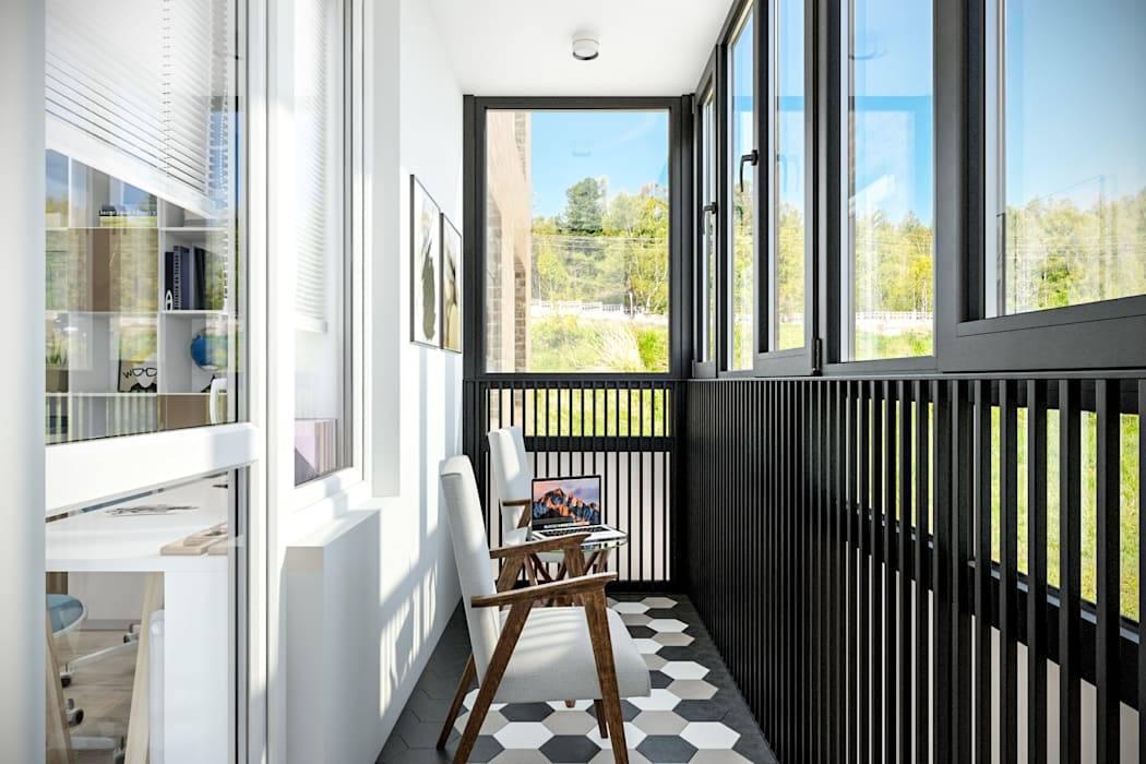 Гостиная в скандинавском стиле: особенности выбора материалов для оформления, мебели и декора - 43 фото