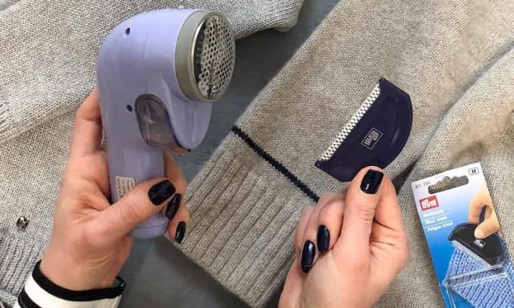 12 эффективных способов, как быстро убрать катышки с одежды в домашних условиях