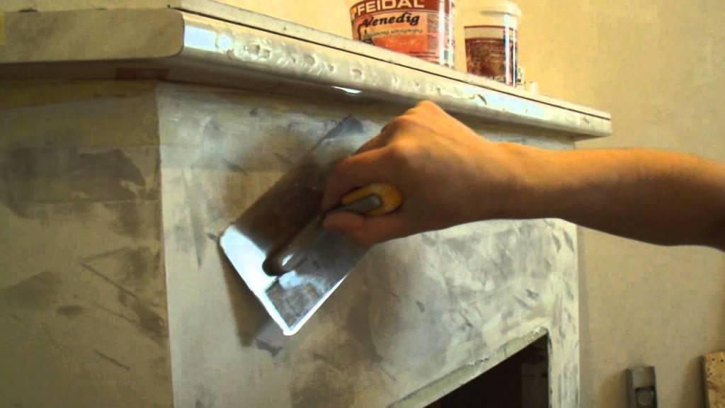 Как оштукатурить печь: подготовка поверхности, способы нанесения, сушка