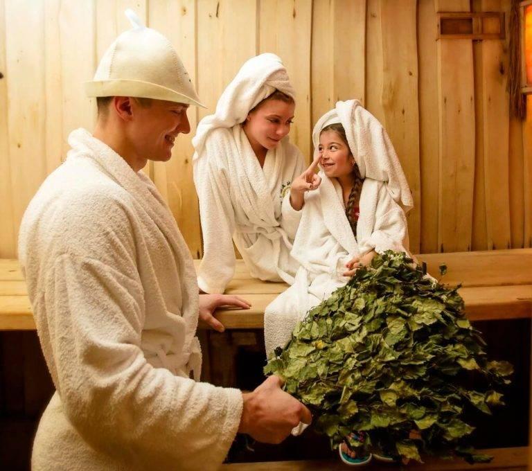 Баня: в чем польза для организма, правила посещения бани, приемы использования веника в бане
