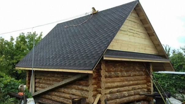 Чем покрыть крышу сарая недорого – выбор кровельного материала