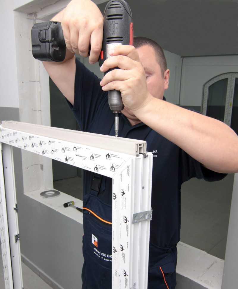 Технология установки пластиковых окон своими руками