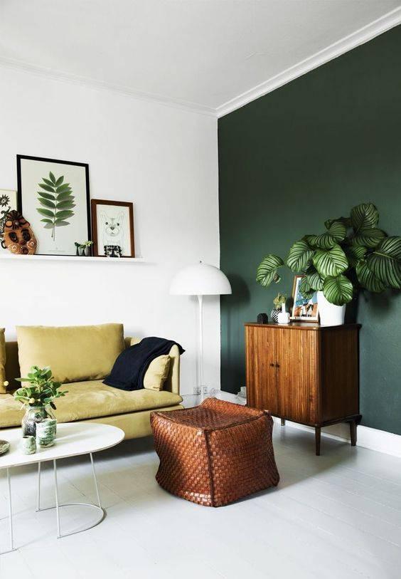 Сочетание цветов в интерьере (таблица): пол, потолок, стены, мебель + таблица, палитра цветовой гаммы