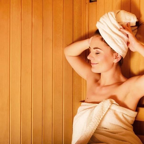 Чем полезна баня для женщин?