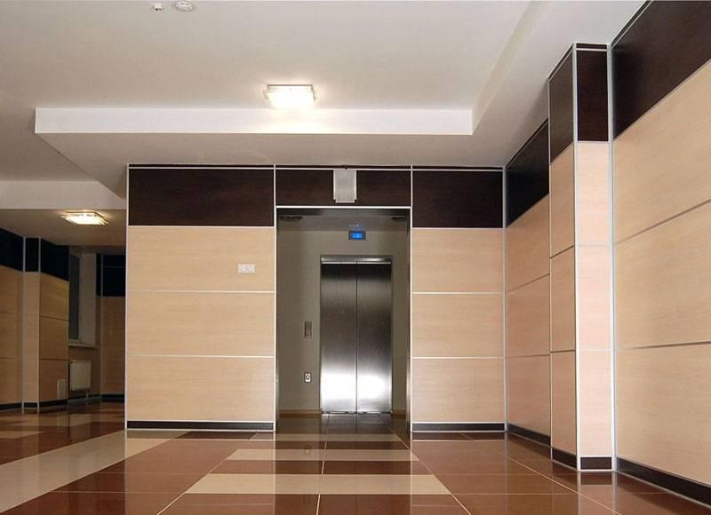 Негорючие панели для внутренней отделки стен