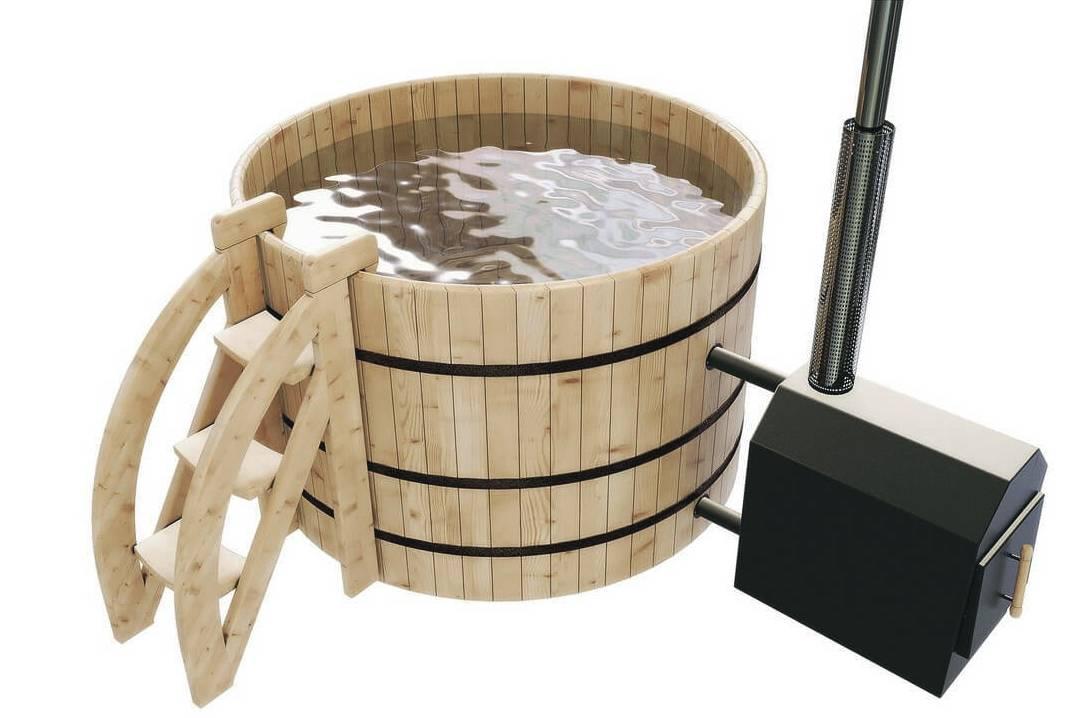 Японская баня - офуро и фурако своими руками (видео)