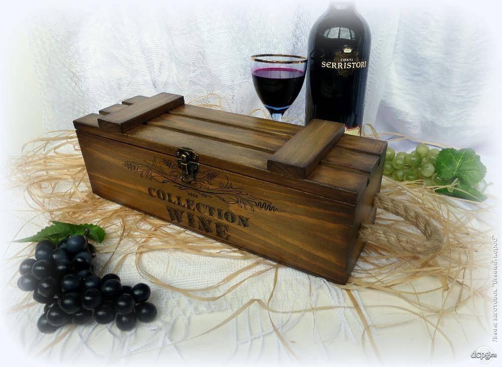 Выбираем подставку для вина, какой материал изготовления практичней