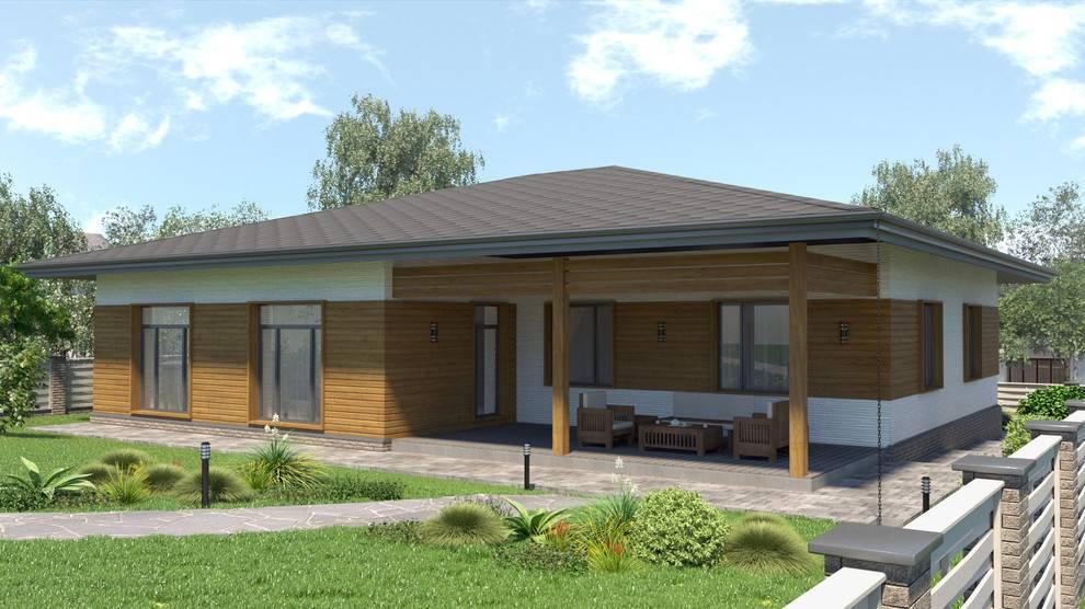 Площадь одинаковая, а цена разная: одноэтажный дом 12×12 и двухэтажный 9×9, выгода, расчёт материала и примерные суммы