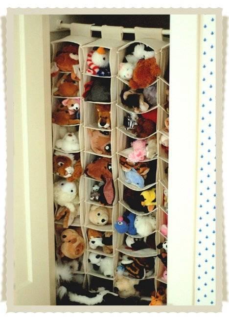 Хранение игрушек в детской комнате: система, идеи для компактного хранения