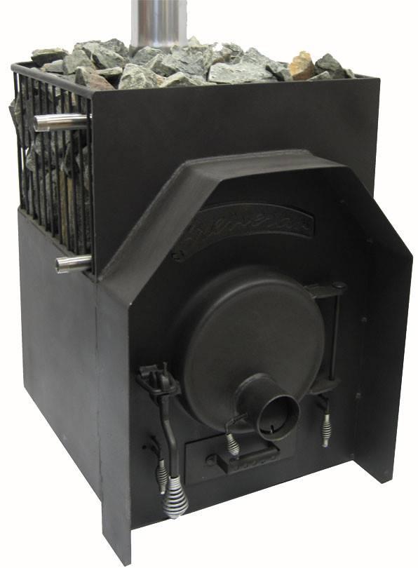 Отопительная печь булерьян (бренеран): устройство и принцип работы