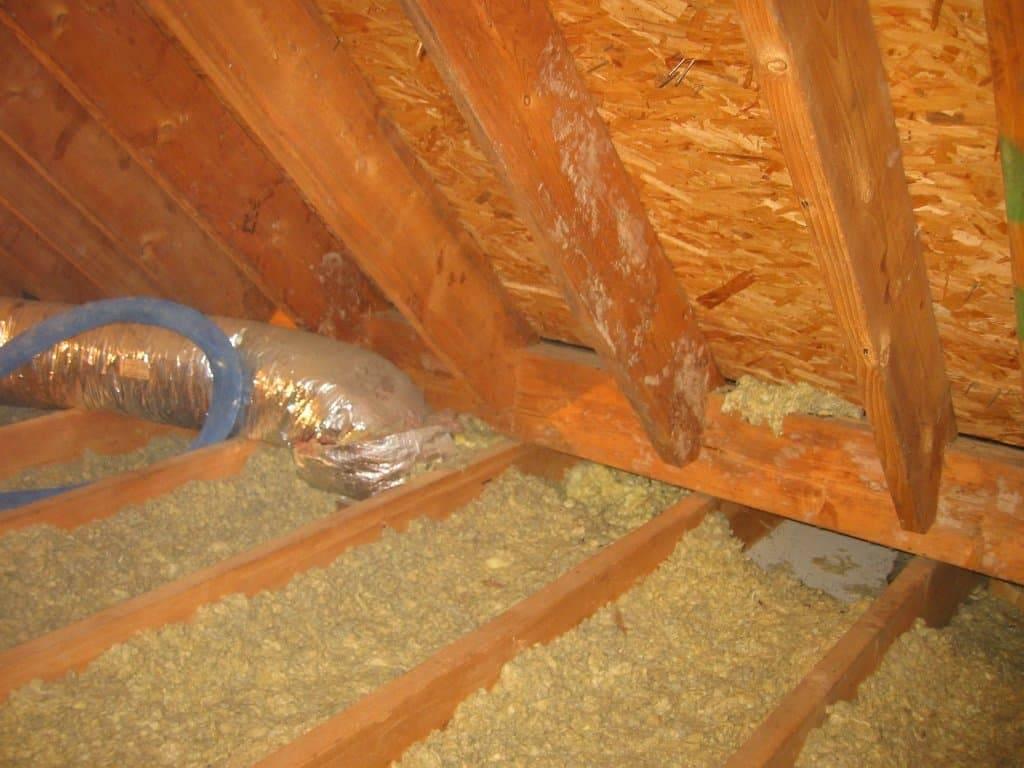 Утеплитель для бани на потолок какой лучше - строим баню или сауну