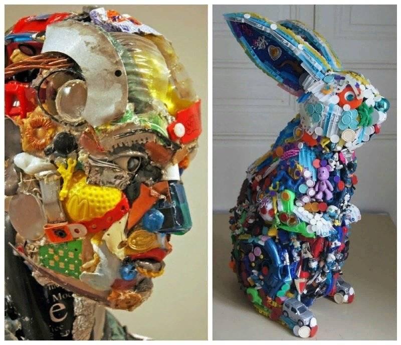 Творческий проект «вторая жизнь мусора»