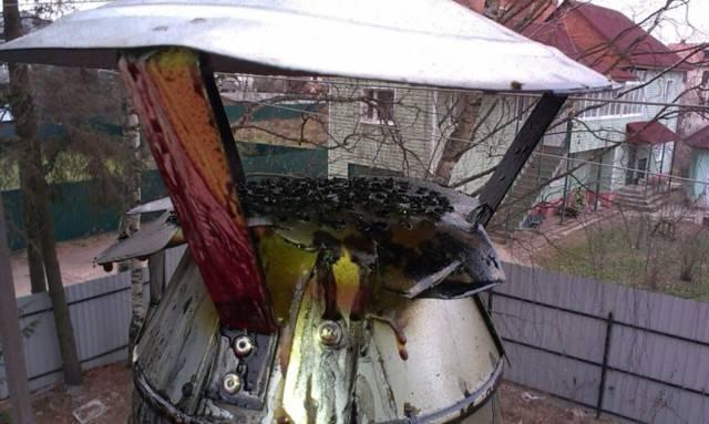 Искрогаситель на дымоход: виды, как сделать и установить на трубу бани своими руками