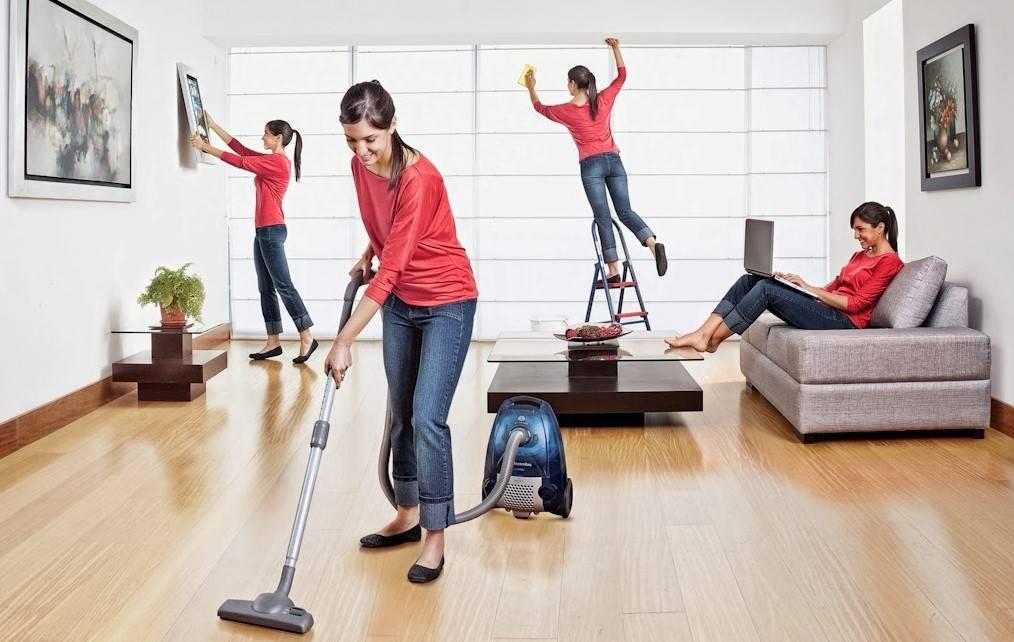 Как за 15-20 минут привести квартиру в порядок перед приездом гостей?  - семья и дом - вопросы и ответы