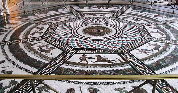 Мозаика из плитки своими руками: как сделать и уложить