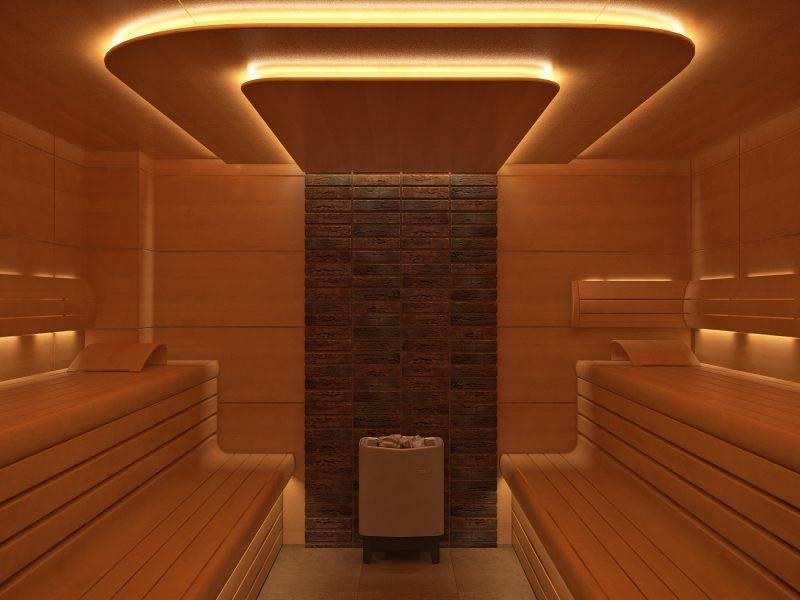 Как сделать освещение в бане своими руками? что необходимо учитывать?