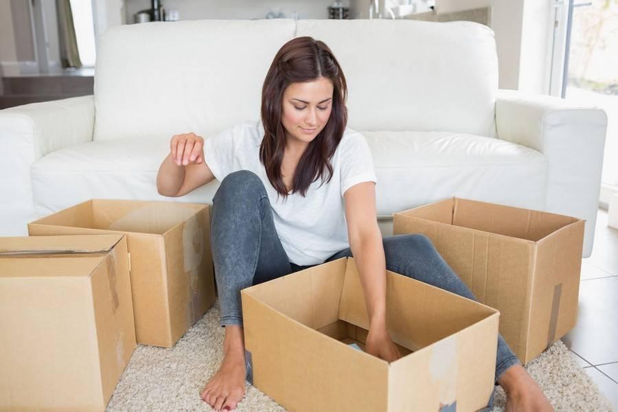 Как избавиться от ненужных вещей в квартире