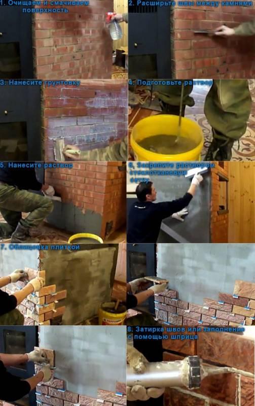 Терракотовая плитка (37 фото): облицовка каминов, печей и изоляция стен, термостойкие плитки разных оттенков