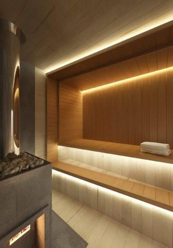 Лучшие решения для проекта современной бани