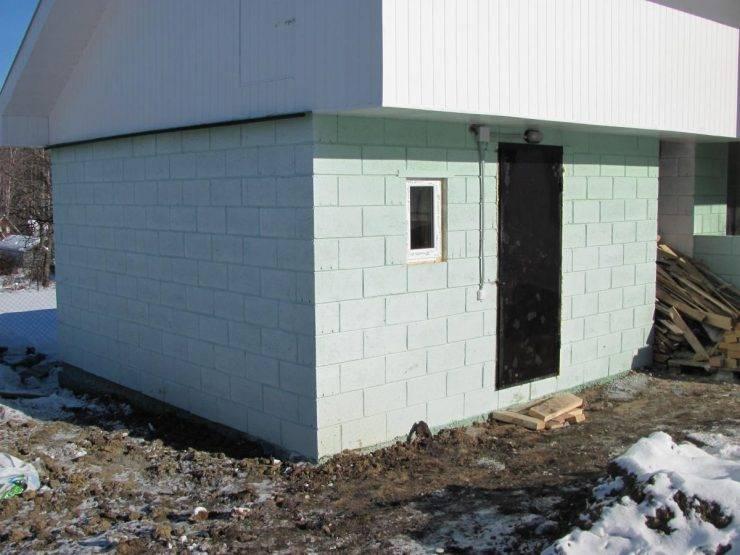 Баня из блоков (84 фото): плюсы и минусы проекта конструкции из газобетона и газоблока, постройки из газосиликатных блоков своими руками