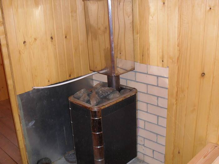 Способы нагрева воды в бане