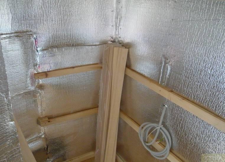 С чего начинать обшивку бани вагонкой внутри
