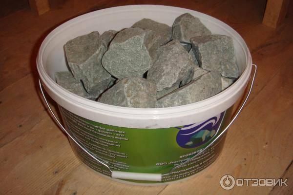 Как выбрать камни для бани правильно? виды камней для бани