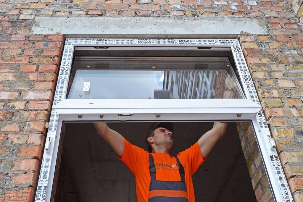 [инструкция] установка пластиковых окон в доме   видео