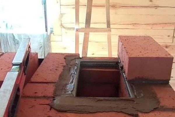 Как установить задвижку на печную трубу? - отопление и водоснабжение дома и квартиры своими руками