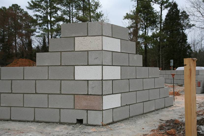 Баня из пеноблоков: можно ли строить