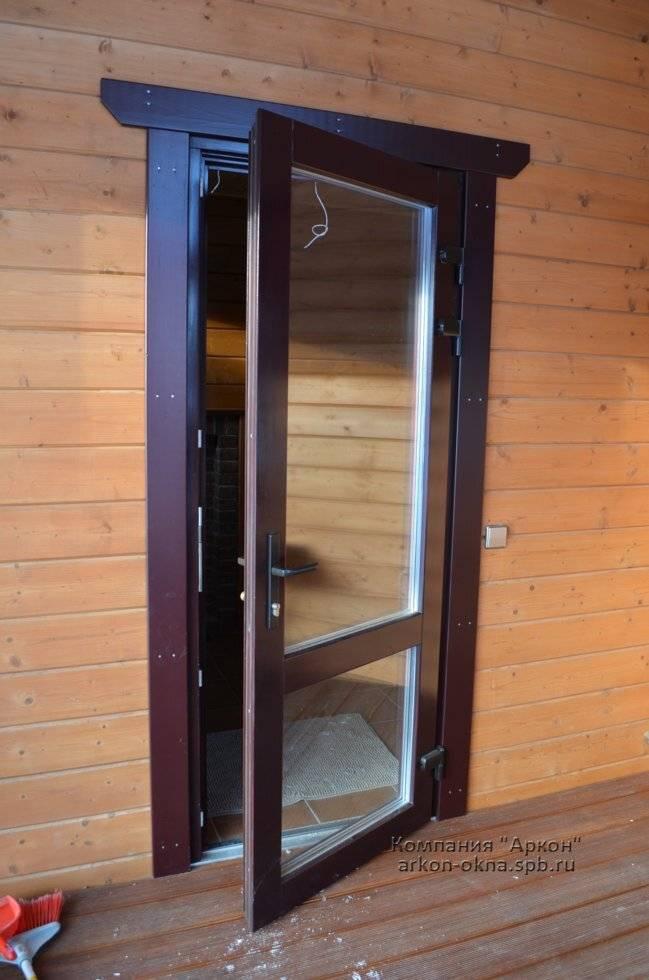 Рекомендации по установке пластиковых окон в баню: можно ли это делать и какие выбрать?