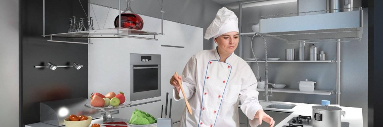 Рабочий треугольник на кухне — как правильно расставить технику и мебель